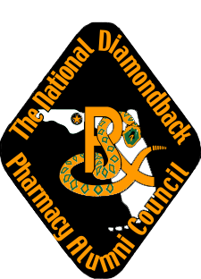 National Diamondback Pharmacy Alumni Council logo